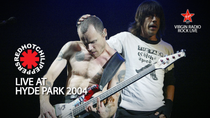 "Speciale RED HOT CHILI PEPPERS - ""Live at Hyde Park 2004"" - Riascolta lo speciale a cura di Paola Maugeri"