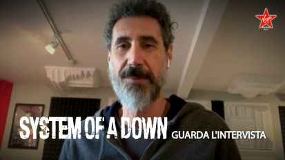 System Of A Down: guarda l'intervista esclusiva a Serj Tankian