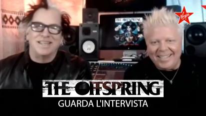 The Offspring: guarda l'intervista con Dexter Holland e Noodles