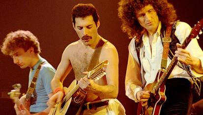 Regolamento: Queen - Greatest Hits