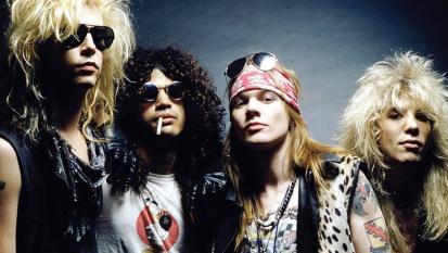 Guns N' Roses: Sweet Child O' Mine è il primo video gli anni '80 a superare il miliardo di visualizzazioni su youtube
