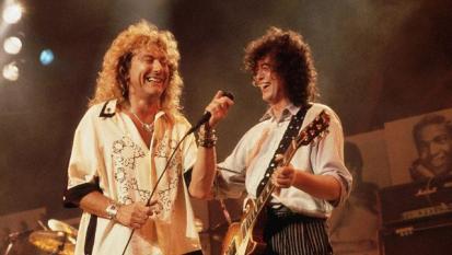 Led Zeppelin, svelati i retroscena dei contrasti tra Jimmy Page e Robert Plant
