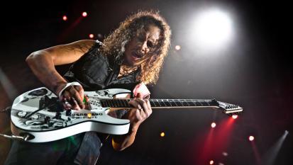 Buon compleanno Kirk Hammett: guarda le foto più belle del chitarrista dei Metallica!
