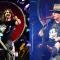 """Axl Rose ha regalato a Dave Grohl una rarissima chitarra per ringraziarlo di avergli prestato il suo """"trono"""""""
