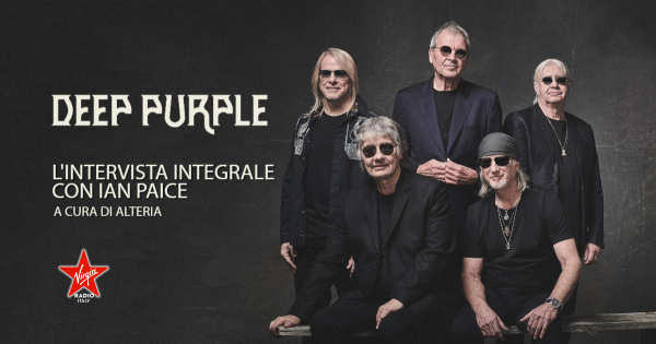 Deep Purple: guarda l'intervista integrale a Ian Paice realizzata da ...