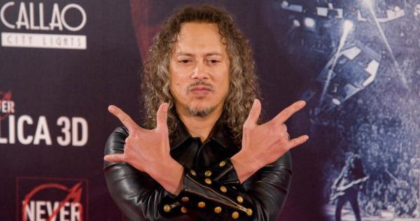 """Metallica, Kirk Hammett: """"Sto lavorando a dei brani strumentali a tema horror, sono i migliori che io abbia mai fatto"""""""