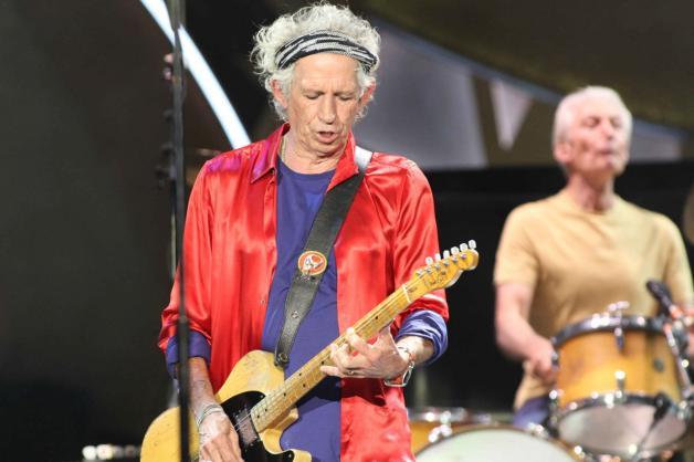 """Keith Richards: """"Le mie figlie possono sniffare le mie ceneri"""""""