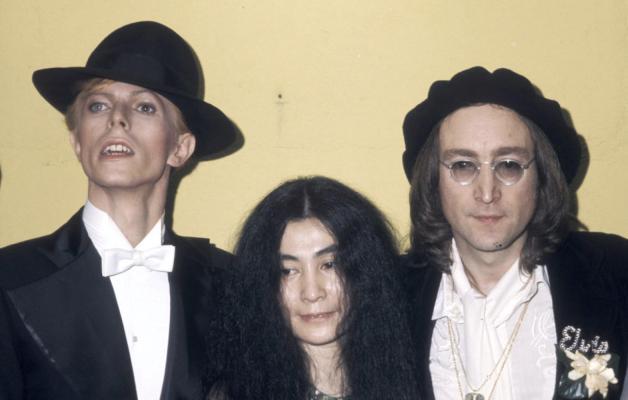 Bowie e Lennon, una collaborazione fra geni