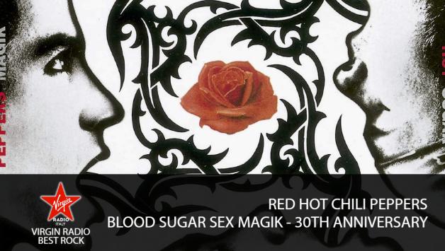 Red Hot Chili Peppers - Blood Sugar Sex Magik 30th Anniversary - con Ringo