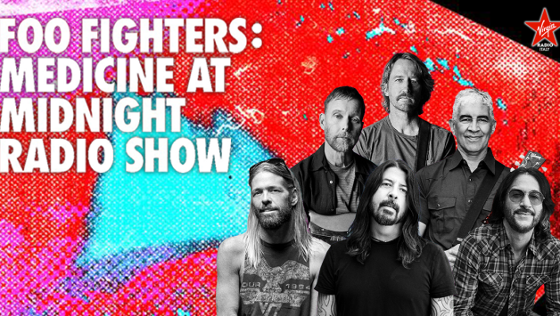 Foo Fighters: Medicine At Midnight Radio Show