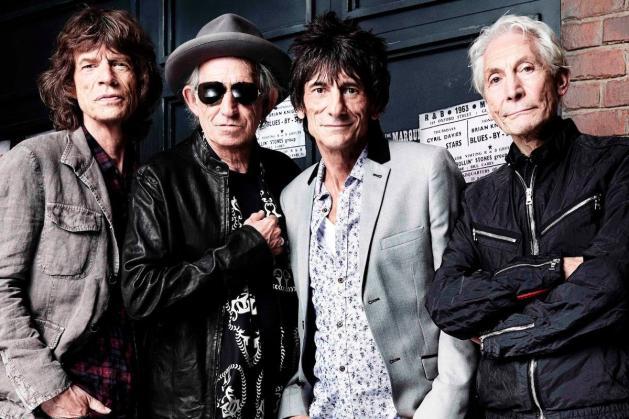 Rolling Stones, Eric Clapton ospite speciale del nuovo album