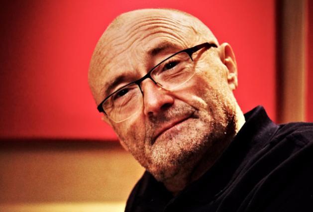 Phil Collins arrestato in Brasile