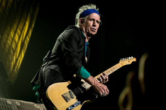 Rolling Stones, Keith Richards: