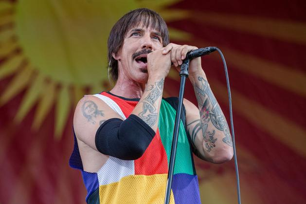 I Red Hot Chili Peppers tornano in Italia dopo 5 anni
