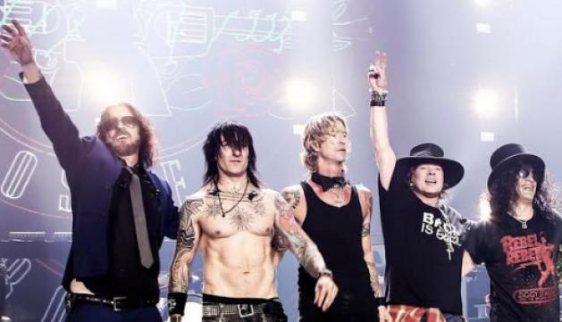 E' ufficiale: Guns N'Roses all'Autodromo di Imola il 10 giugno