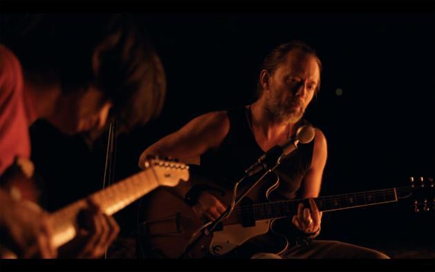 Biglietti nominali per il concero di beneficenza dei Radiohead