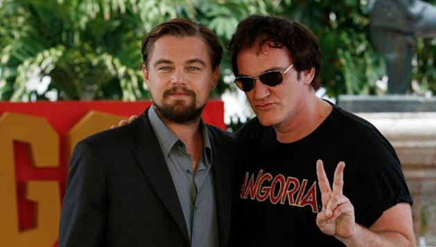 """Quentin Tarantino anticipata l'uscita di """"Once Upon a Time in Hollywood"""" il film con Leonardo Di Caprio Brad Pitt e Al Pacino"""