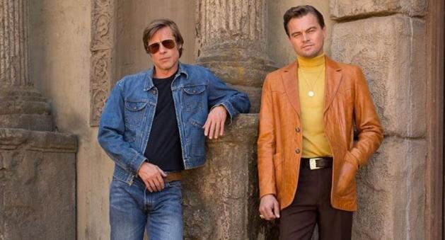 Di Caprio e Brad Pitt dal film su Charles Manson! Guardala qui