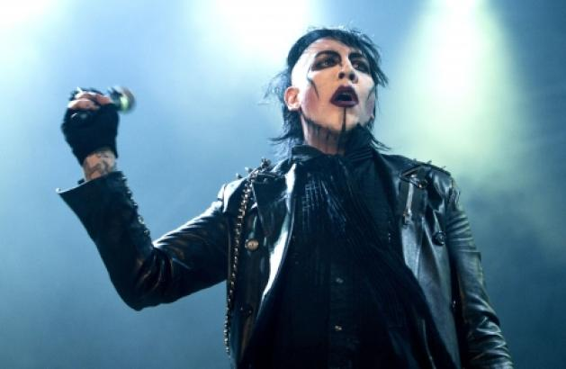 Marilyn Manson: Incidente sul palco durante