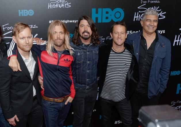 Foo Fighters: pronto il passaporto per l'Europa