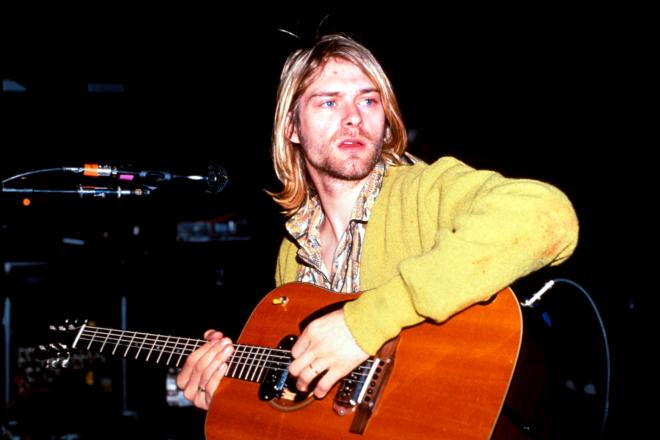 In memory of Kurt Cobain