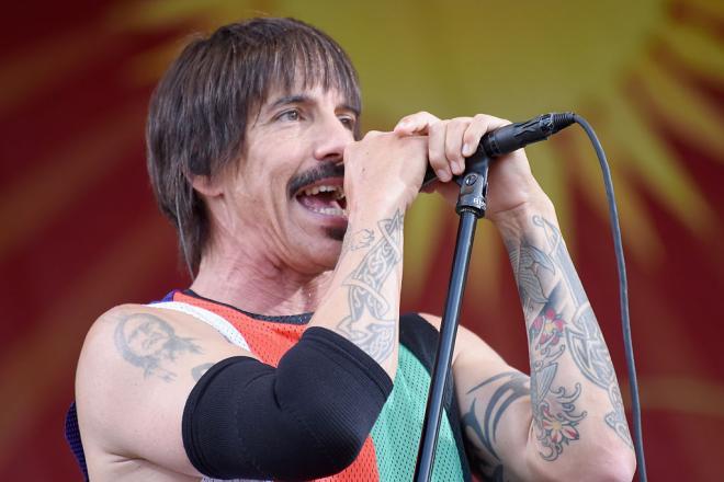 Red Hot Chili Peppers: le foto del concerto di New Orleans