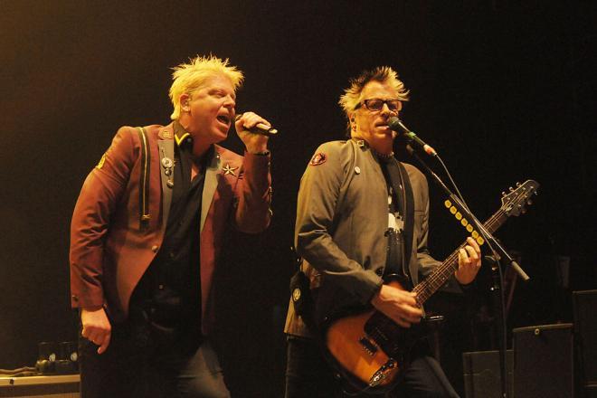 Offspring: le foto del concerto a Londra