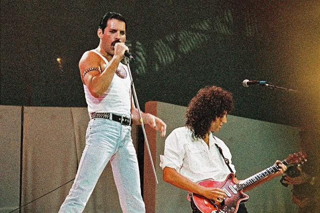 Live Aid 33 anni dopo: le foto più belle dell'evento con Queen, David Bowie, U2...