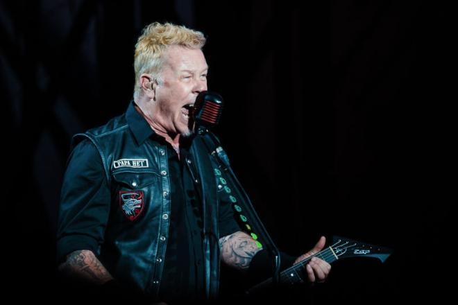 Metallica: le foto più belle del concerto al Lollapalooza Brasil