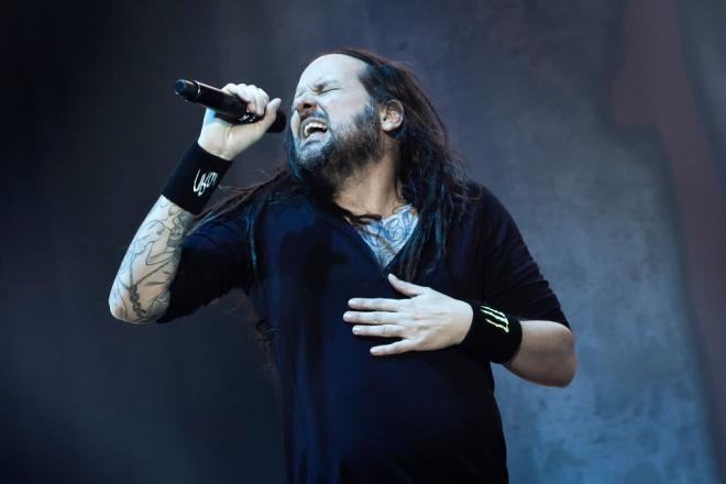 Korn: le foto più belle del concerto a Berlino