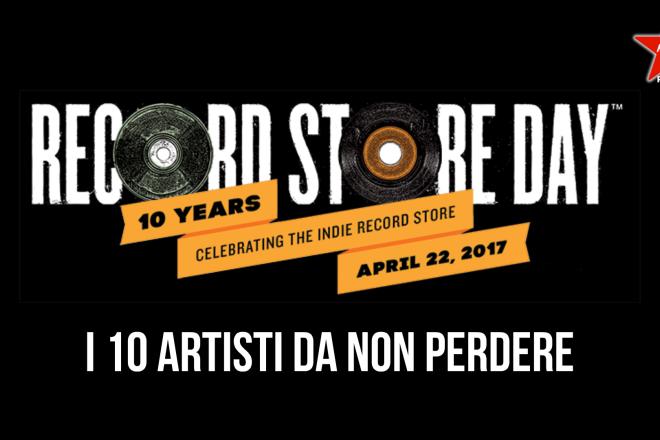 Speciale Record Store Day. Guarda la gallery e scopri tutte le uscite da non perdere!