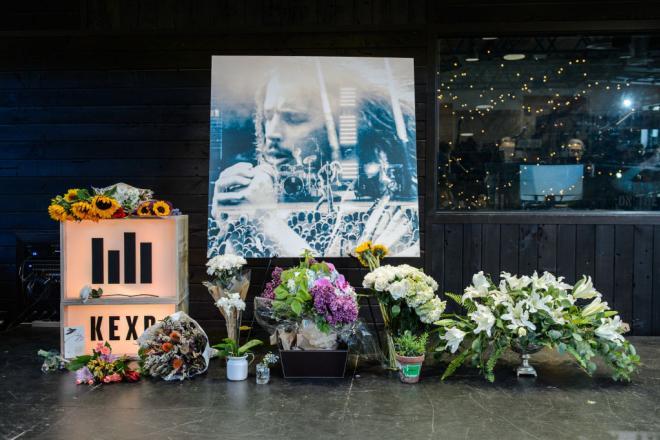 Chris Cornell: il saluto di Seattle, la sua città! RIP