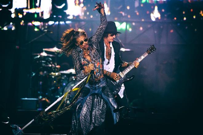 Aerosmith: guarda le foto più belle del concerto a Firenze