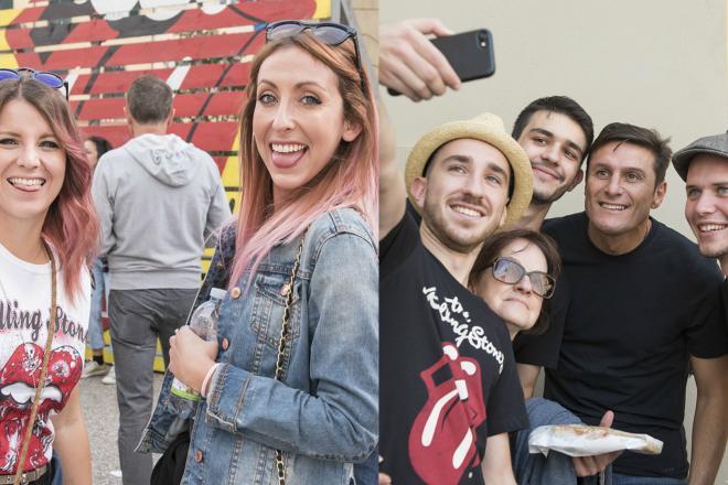 Facce da Rolling Stones! Guarda la gallery realizzata al Lucca Summer Festival
