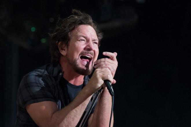 Pearl Jam: guarda le prime foto del concerto a Idays Milano