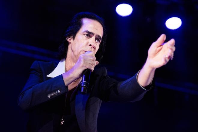 Nick Cave: guarda le foto del concerto al Lucca Summer Festival