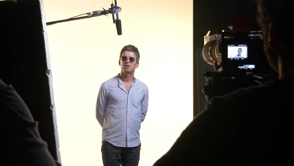 Rock Ambassador: il backstage di Noel Gallagher