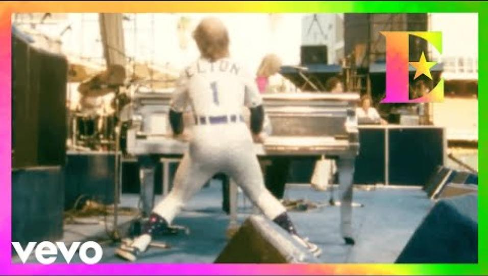 Elton John - The Bitch Is Back