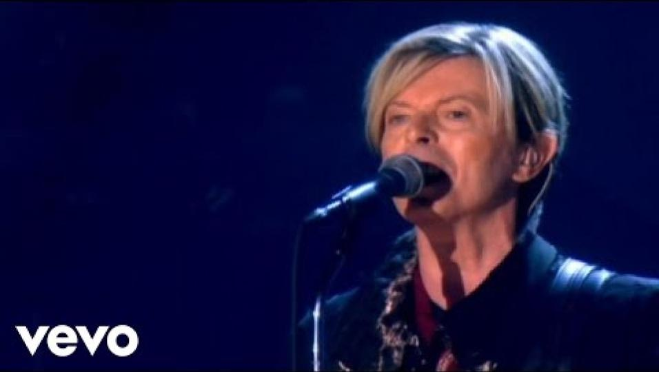 David Bowie - New Killer Star (live)