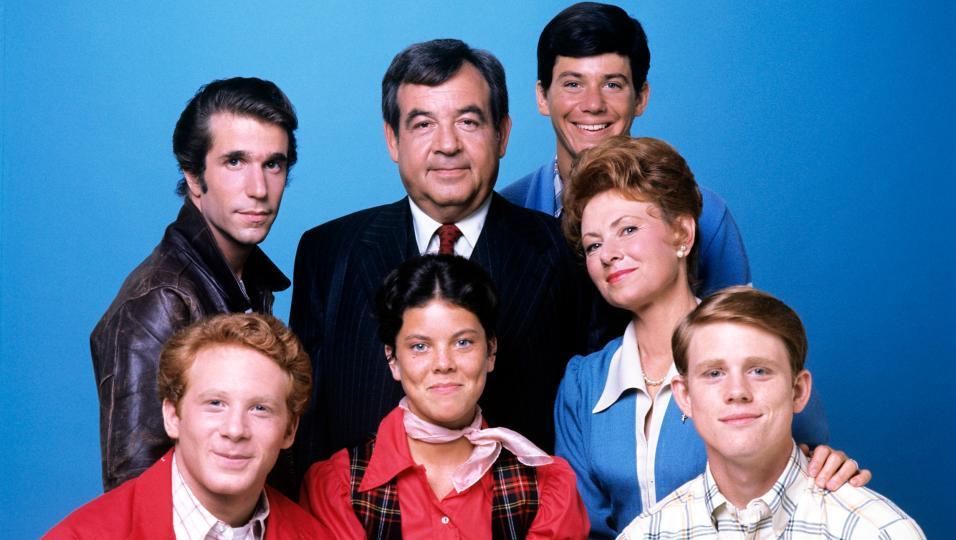 Happy Days: guarda le foto della leggendaria serie tv
