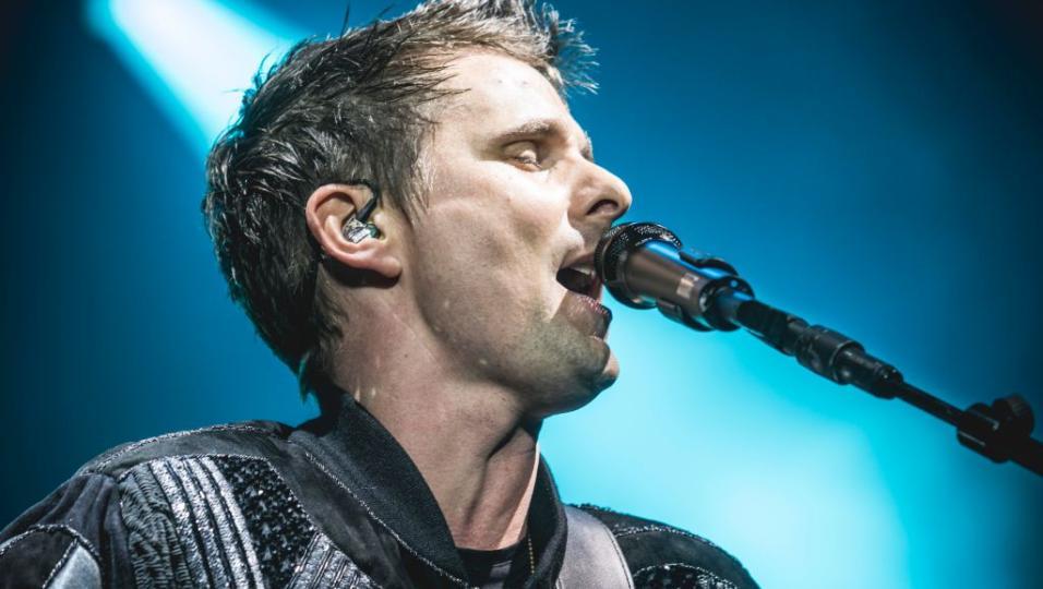 Muse: le foto del concerto al Rock Am Ring Festival