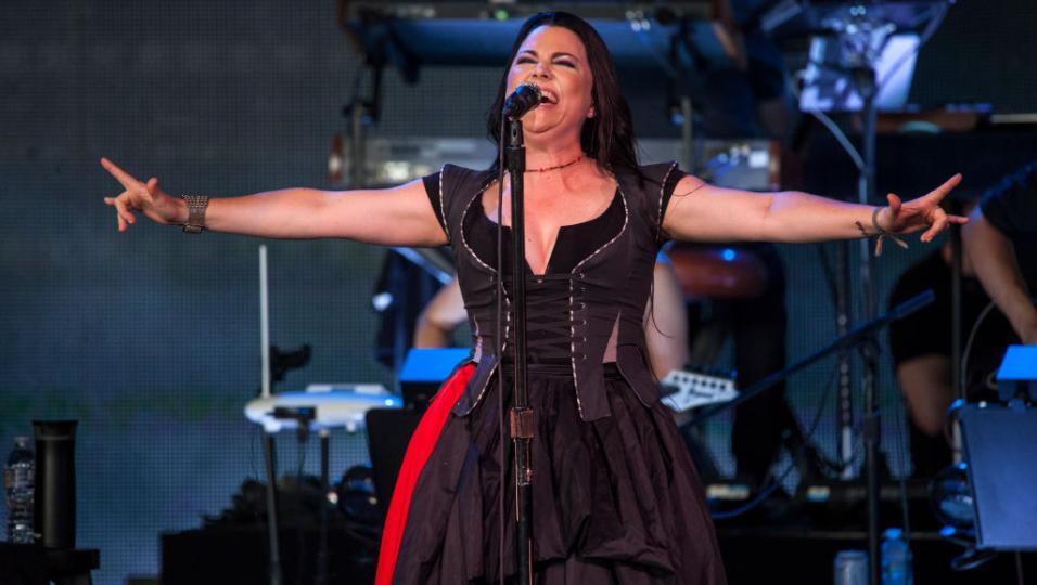 Evanescence: guarda le foto del concerto a Charlotte