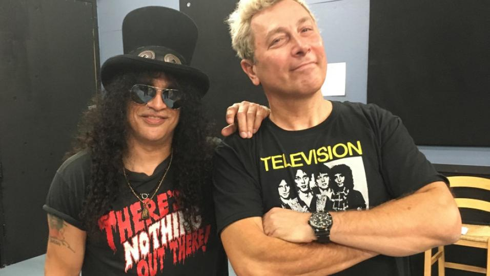 Slash & Ringo: guarda le foto scattate a Los Angeles