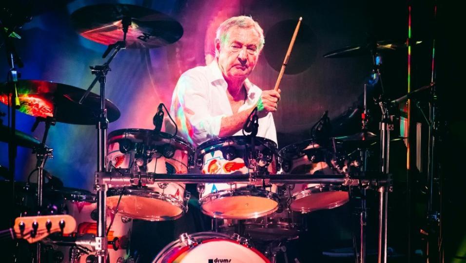 Nick Mason: guarda le foto del concerto del batterista dei Pink Floyd a Milano