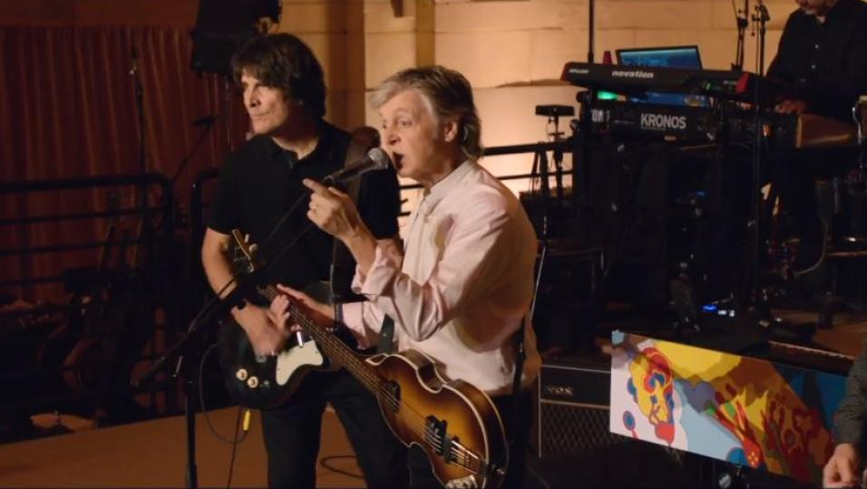 Paul McCartney - Come On To Me (from Grand Central Station, New York)