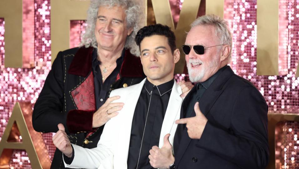 Bohemian Rhapsody: guarda le foto dell'anteprima del film a Londra con la band e il cast