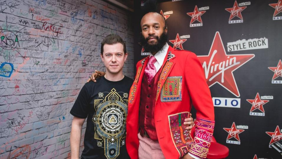 Fantastic Negrito: guarda le foto più belle del live a Virgin Radio e dell'intervista con Andrea Rock