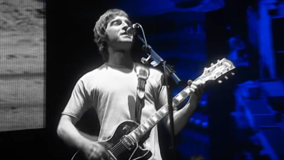 Oasis - Hey Hey, My My (Into the Black)