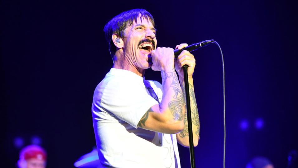 Red Hot Chili Peppers: guarda le foto del concerto a Los Angeles