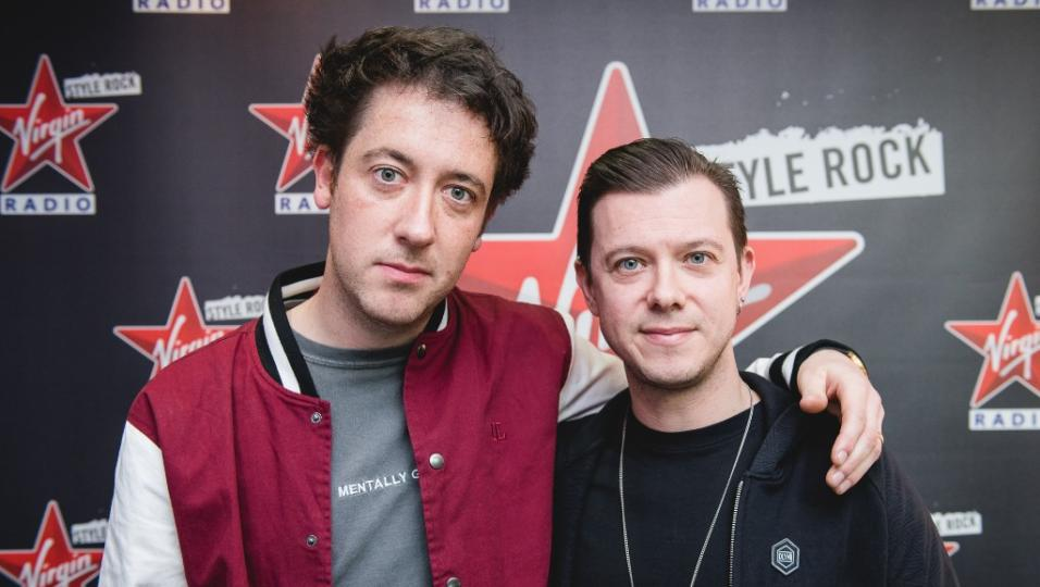 Wombats: guarda le foto più belle dell'intervista e del live negli studi di Virgin Radio
